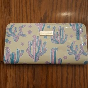 Simply Southern Cactus Pattern Wallet